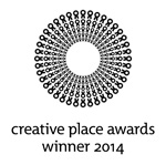 creative place awards winner 2014